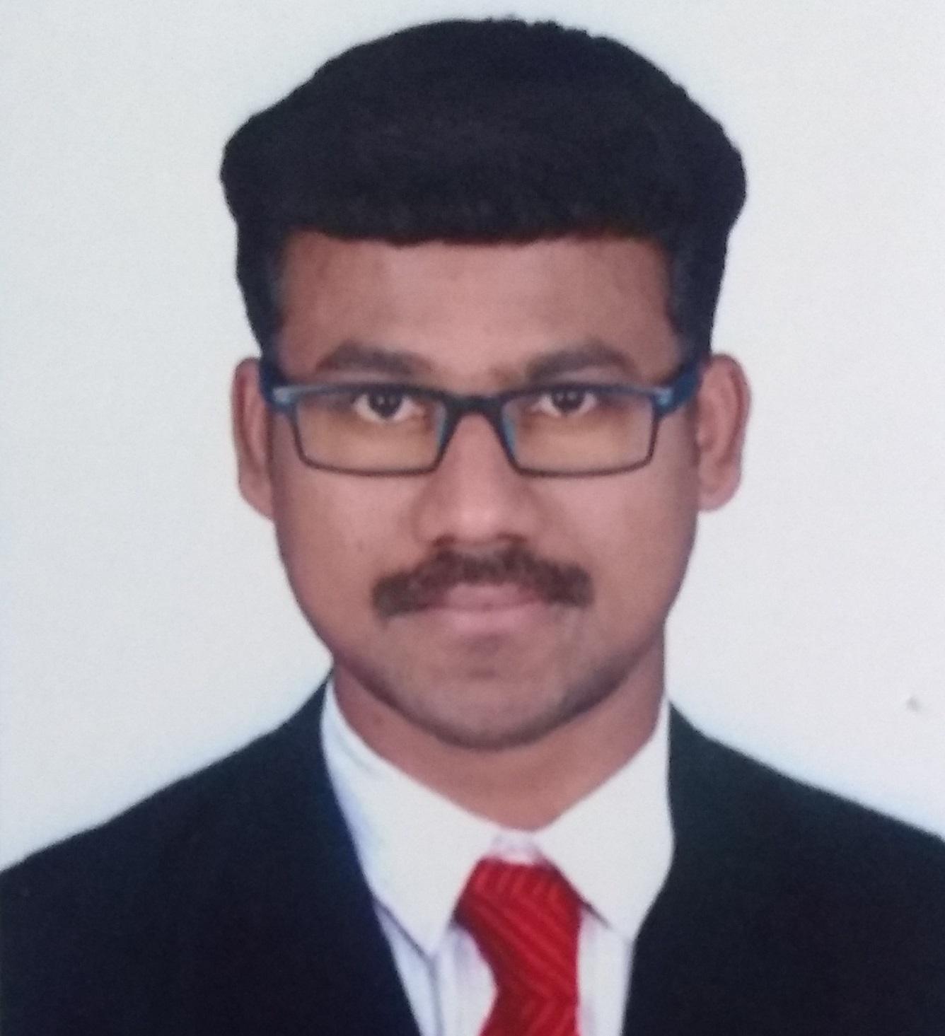 Manimaran.M, Senior Field Application Engineer