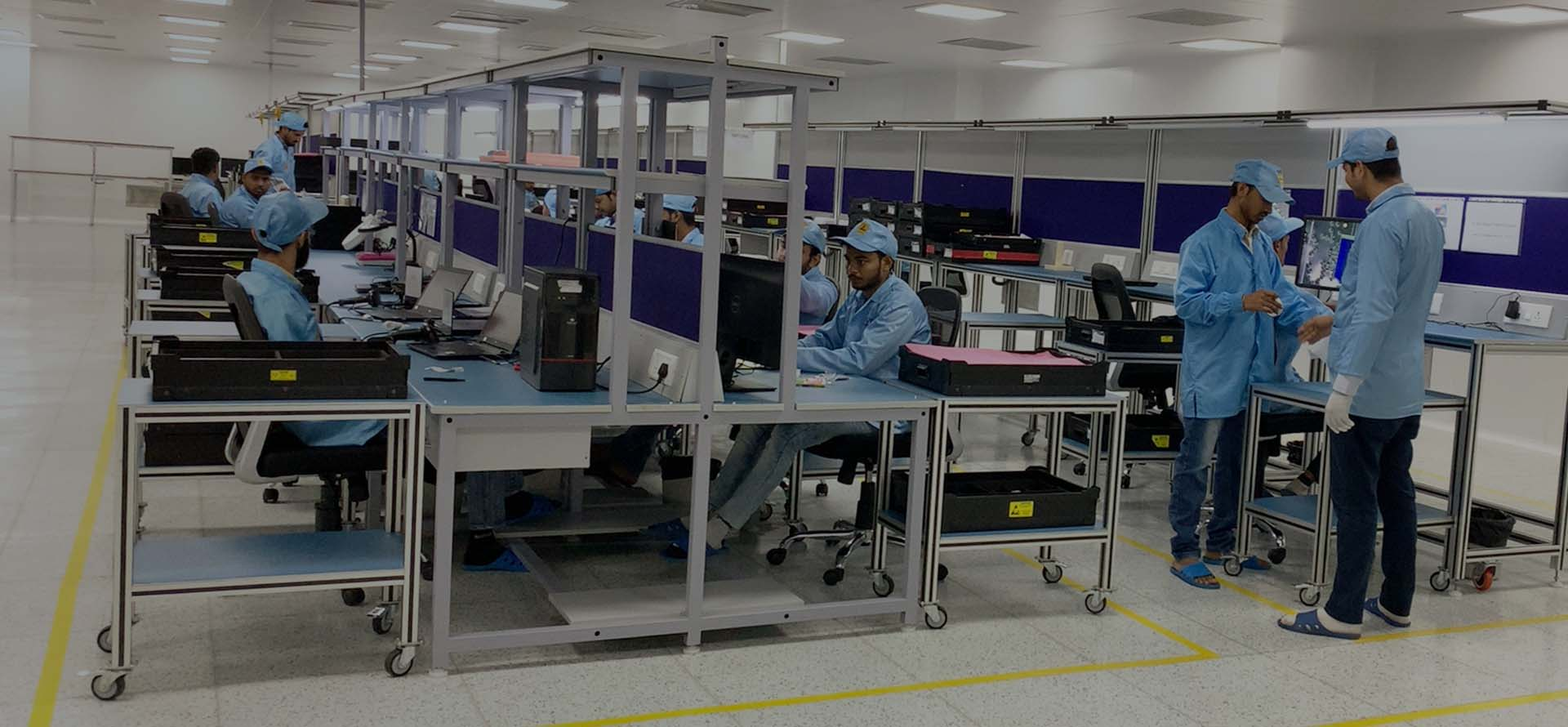 Product Assembly, Fastest growing ODM based out of India focusing on delivering quality products for the connected world