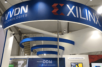 VVDN Technologies, in collaboration with Xilinx will demonstrate their solutions for 'Building the 5G Infrastructure'