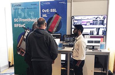 VVDN Technologies at Xilinx Developer Forum(XDF), 2019