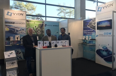 VVDN Technologies at Embedded World 2019