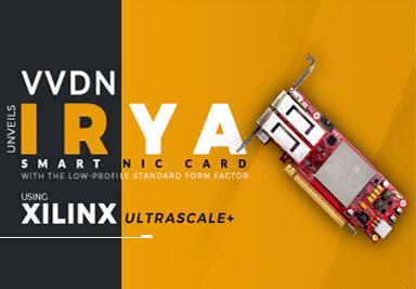 VVDN-Technologies Unveil Irya-Smart NIC