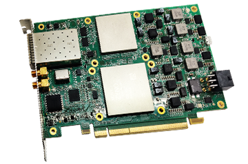 ADYA Telco NIC + Acceleration card