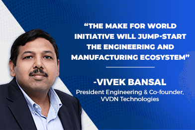 Robust implementation of plans and policies are needed to catapult India as a global manufacturing hub