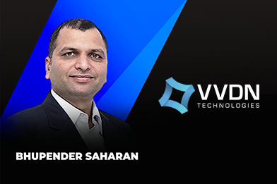 VVDN announces untimely demise of the Co-founder & CEO, Bhupender Saharan