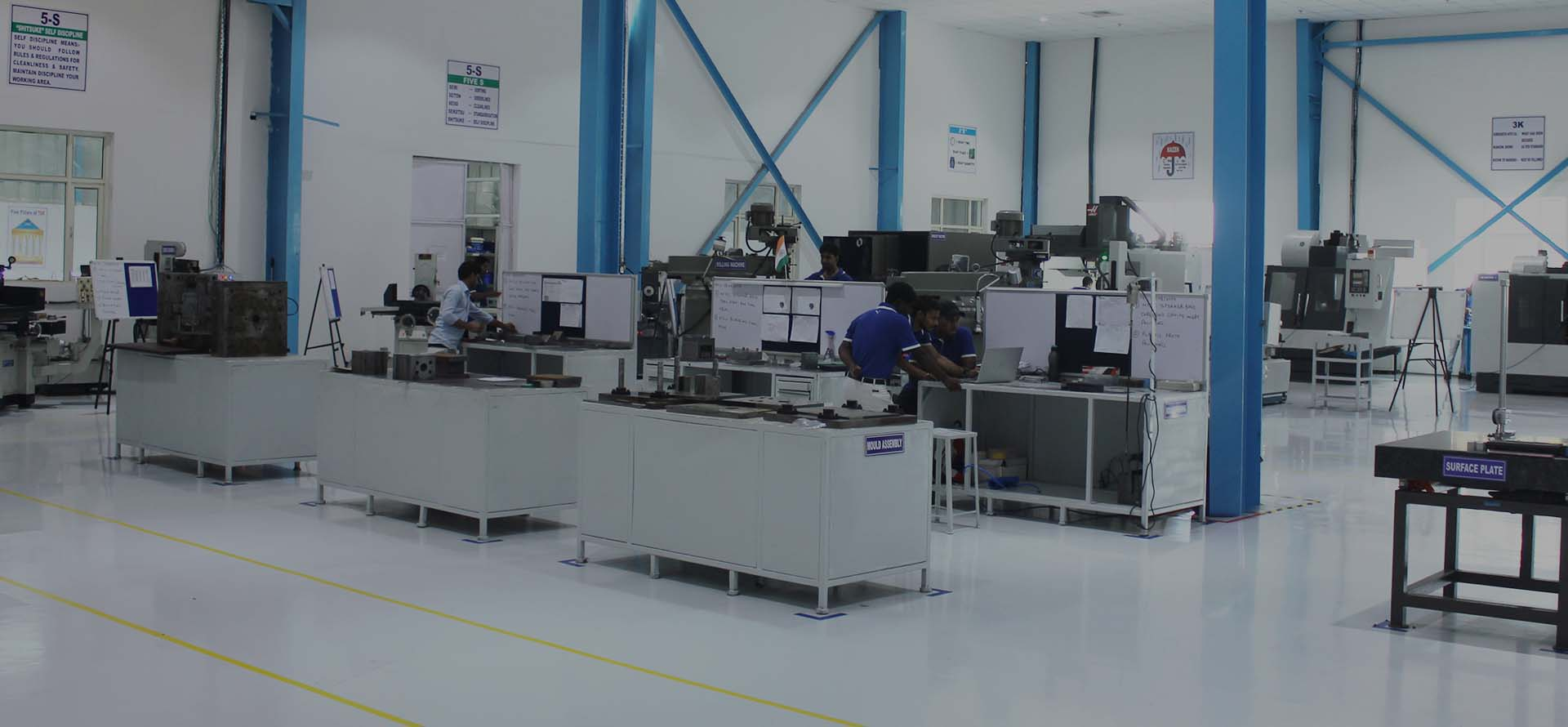 Tool, mold & rapid proto facility, Fastest growing ODM based out of India focusing on delivering quality products for the connected world