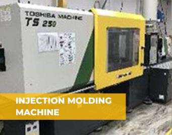VVDN-Injection Molding Machine