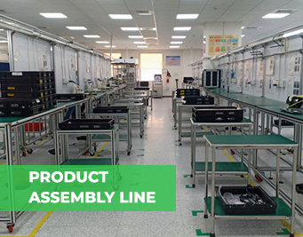 VVDN-Product Assembly Line