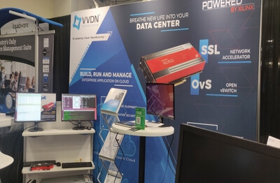 VVDN Technologies at VMworld 2019 showcasing network and data-center acceleration solutions