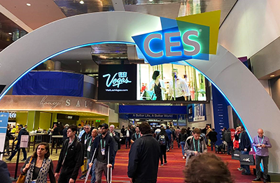 VVDN Technologies at CES 2020, Las Vegas, USA