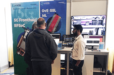 VVDN Technologies at Xilinx Developer Forum(XDF), 2019
