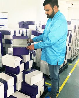 Packaging Facility