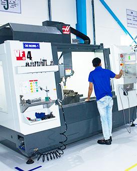 CNC Mahine