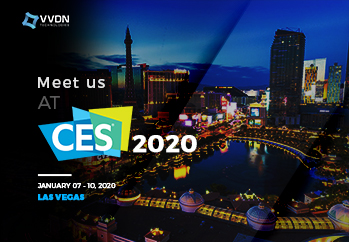 VVDN Technologies Announces Participation at CES 2020 in Las Vegas